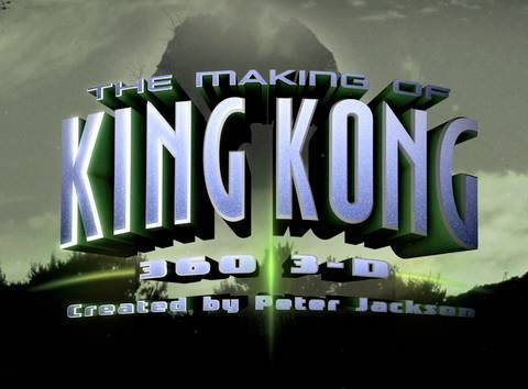 The Making Of king Kong 360 3-d At Universal Studios Hollywood - Segment 1 Of 4 video