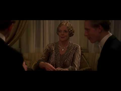 """The Land Of Might-Have-Been - """"Gosford Park"""" - Maggie Smith"""