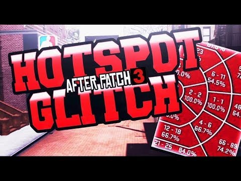 HOW TO TRANSFER HOT SPOT GLITCH! OVERPOWERED PLAYER BUILD!? NBA 2K18