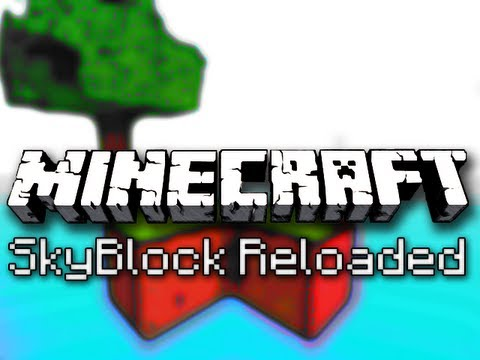 Minecraft: SkyBlock Reloaded Ep. 10 – Piston Elevator
