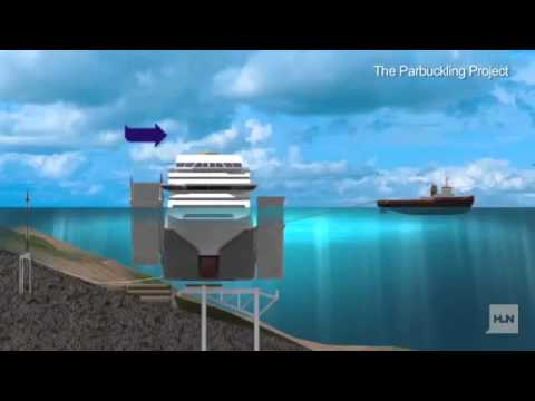 Watch   The Costa Concordia floats again!