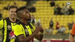 Wellington Phoenix Vs Brisbane Roar - Round 9 - HIGHLIGHTS - Hyundai A-League 2018