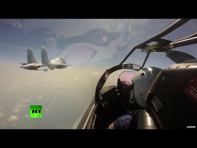 106th anniversary: Stunning footage of Russia's Air Force