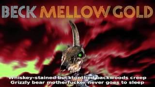 Watch Beck Truckdrivin Neighbors Downstairs yellow Sweat video