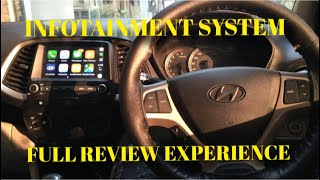 HYUNDAI SANTRO 2018 | MUSIC SYSTEM REVIEW | BEST IN CLASS