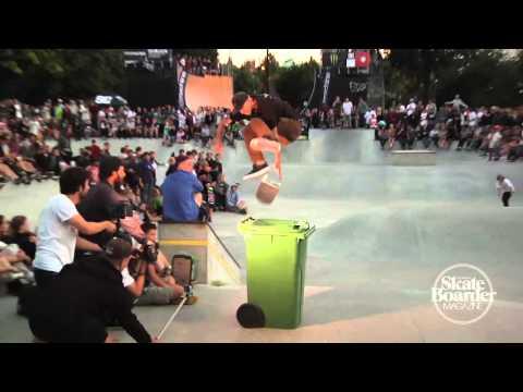 Skateboarder Magazine: Andrew Reynolds Warm Up