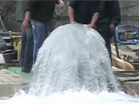 Buoyancy Hydro - Amazing Airlift pump tests.mov
