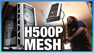 Cooler Master H500P Mesh Critical Review | IRONMESH