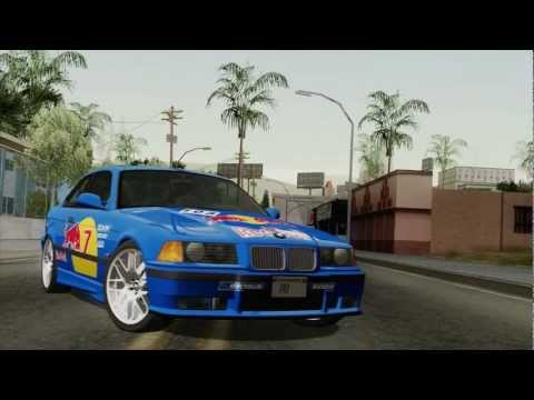 BMW M3 E36 New Wheels