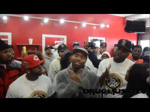 Spit Ya Piff Freestyle Cypher 2 Reloaded (Hosted By SK & Loaded Lux) [User Submitted]