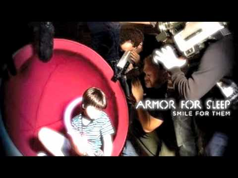 Armor For Sleep - Smile For The Camera