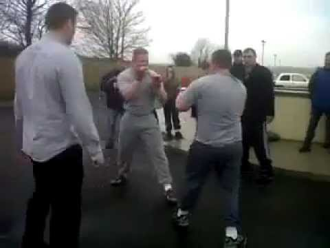 Irish Traveller Bare Knuckle Fighting Image 1