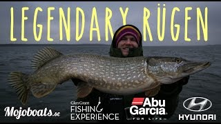 Pike fishing in legendary Rügen - Small Fish Stories