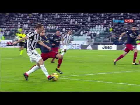 Serie A 21. Hafta I Juventus 1-0 Genoa Maç Özeti