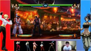 Juicy Bits - KOF13 Character Basics: Kim