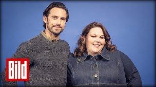 This Is Us - Milo Ventimiglia und Chrissy Metz stellen ihre Serie für Eltern vor