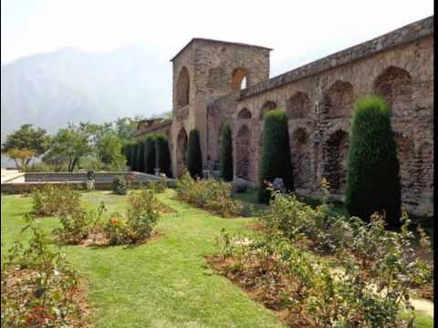 Pari Mahal - Srinagar - Kashmir Tourism - Incredible India