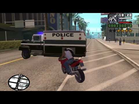 Starter Save - Part 9 - The Chain Game - GTA San Andreas PC - complete walkthrough -achieving ??.??%
