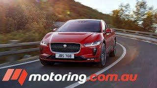 2019 Jaguar I-PACE Review | motoring.com.au