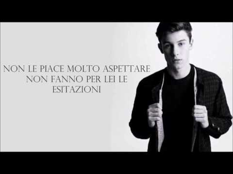 Shawn Mendes - There's Nothing Holdin' Me Back || Traduzione in Italiano