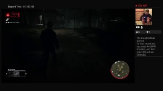 Friday the 13th the game playing anime song edition