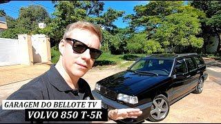 Garagem do Bellote TV: Volvo 850 T-5R SW, o tijolo voador
