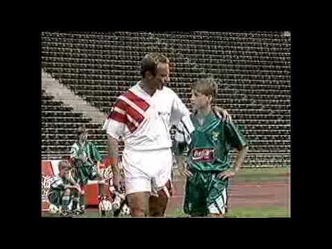 Tele-Fußball - Die großen Tricks der Superstars ARD 1992 Rummenigge