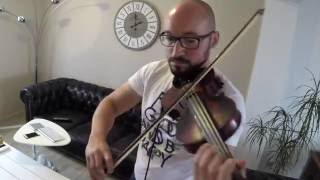 Celtic Carol Lindsey Stirling Benchfiddler