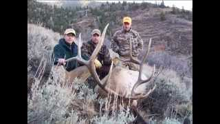 Tines Up Tuesday Episode 34: Hunting MONSTER BULL Elk!
