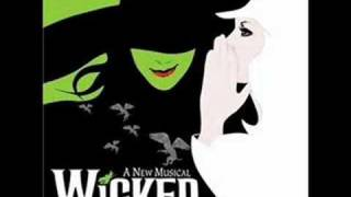 Watch Wicked No One Mourns The Wicked video