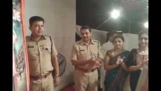 Police Line Marathi Movie Inauguration Slideshow x264