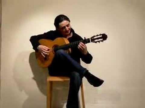 Jean Baptiste MARINO (Guitare LAPLANE)