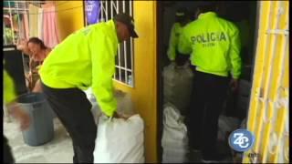 Policía Metropolitana desmantela 2 'fábricas' de ron adulterado