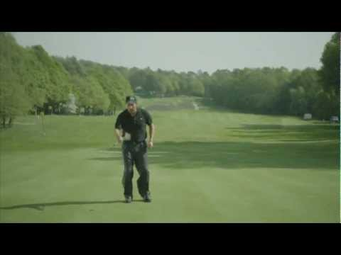 Nespresso and golfer Jose Maria Olazábal - The Perfect Trick Shot