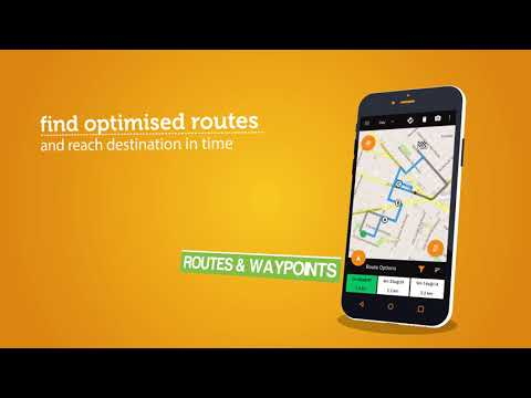 GPS Driving Route® - Offline Map Directions APK Cover
