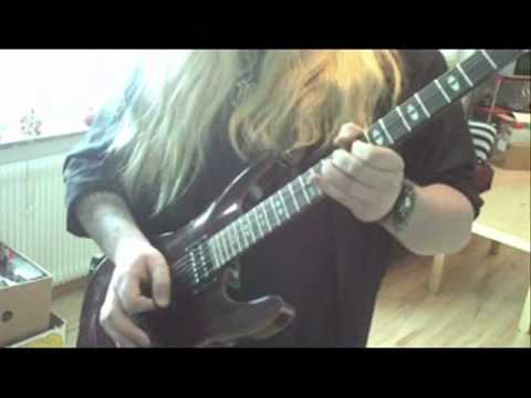 Thunder Rising (Cover by ReinXeed) - Gary Moore Tribute