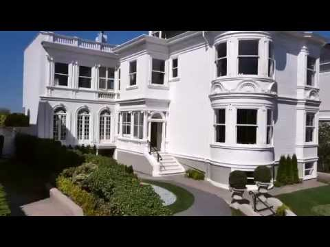Aerial Real Estate Video - 3636 Clay St, San Francisco, CA