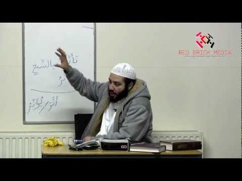 Ustadh Abdul Karim - Al-Arabiyyah Bayna Yadayk (Book 2) by Ustadh Abdul-Karim Lesson 52