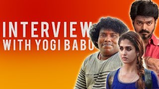Yogi Babu -Thalapathy Vijay's reaction to the viral 'Kalyaana Vayasu' & lot more