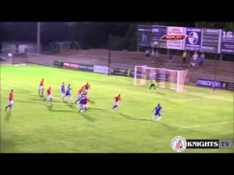 Marino Gasparis - Goal of the Year