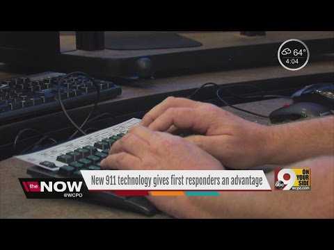 New 911 technology could cut response times