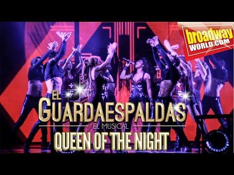 EL GUARDAESPALDAS - Queen of the Night (Fela Domínguez)