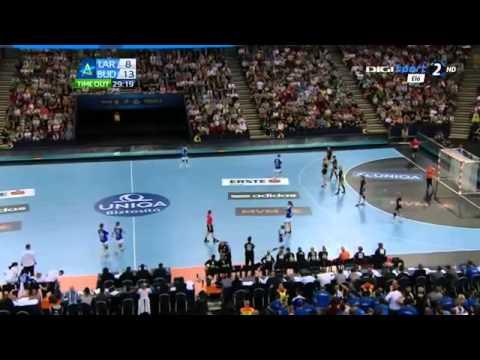Larvik HK vs  ZRK Buducnost,2015.05.10