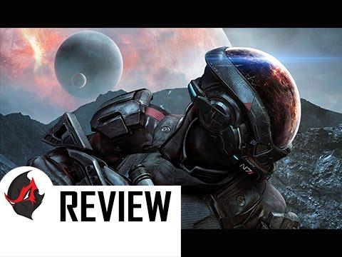 Mass Effect Andromeda Review by @TetraNinja