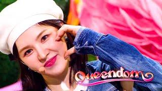 Download lagu 레드벨벳(Red Velvet) - 퀸덤(Queendom) 교차편집(Stage Mix)