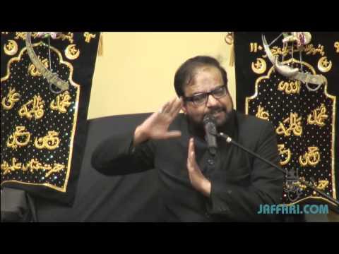 20th Safar 1435 Maulana Abid Bilgrami