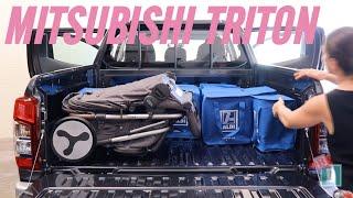 Family car review: Mitsubishi Triton (L200) 2019