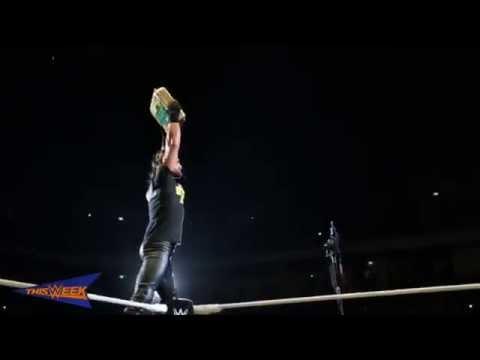 WWE Live Malaysia Tour Recap.