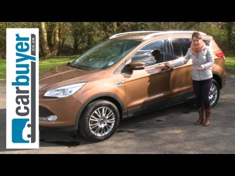 Ford Kuga 2013 review - CarBuyer