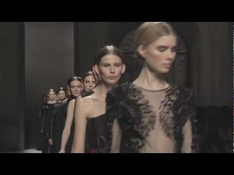 Alberta Ferretti Fall/Winter 2012 Fashion Show